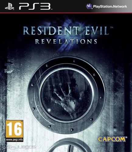 resident evil revelations i juego ps3 digital español
