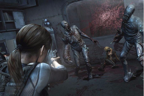 resident evil revelations juego ps3