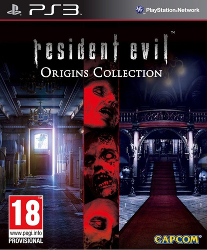 resident evil revelations juegos ps3