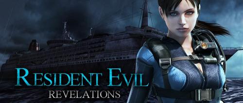 resident evil revelations pc / envio rapido