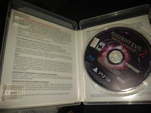 resident evil revelations playstation 3