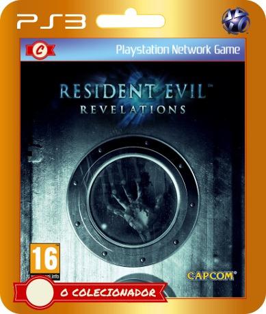 resident evil revelations ps3!!
