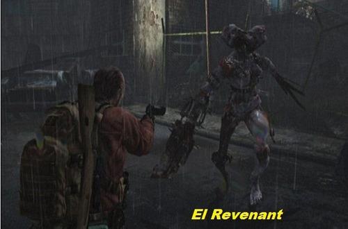 resident evil: revelations ps3)
