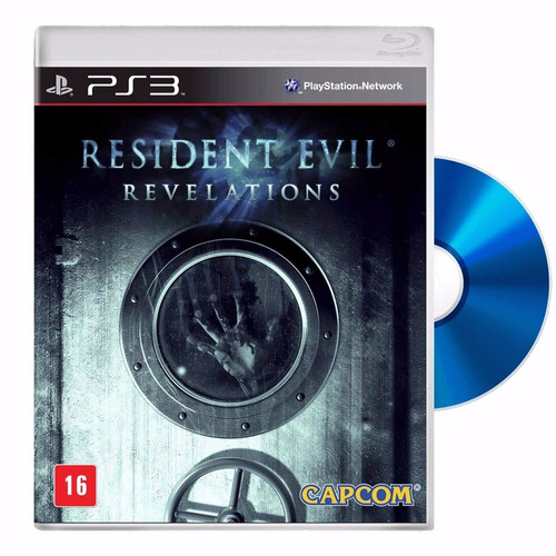 resident evil revelations ps3 fisico sellado original ade