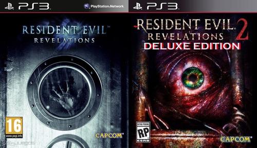 resident evil revelations revelations ps3