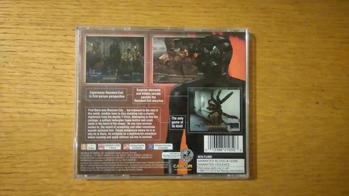 resident evil survivor ps1 ps2 ps3 colección playstation
