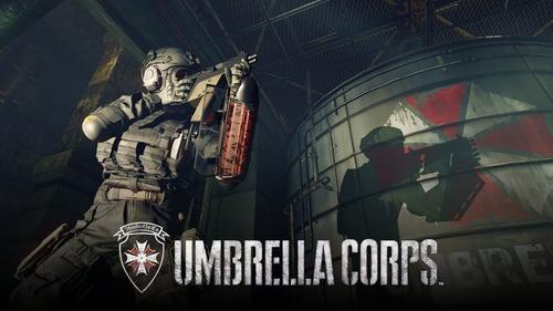 resident evil umbrella corps ||  pc || steam