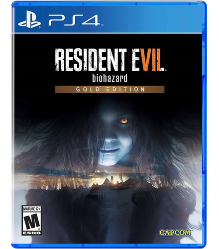 resident evil vii biohazard  gold edition ps4 a meses