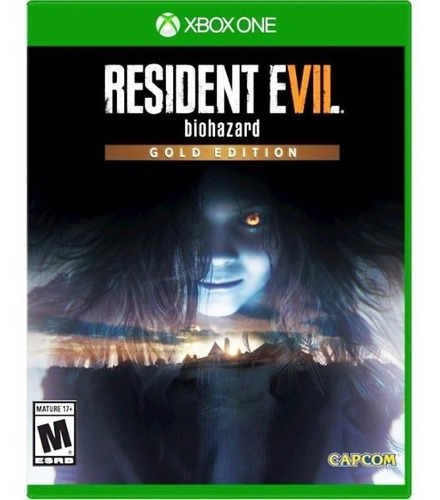 resident evil vii biohazard  gold edition xbox one a meses