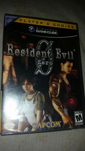resident evil zero nuevo