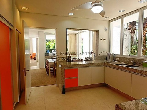 residência belíssima em riviera: 5 suítes