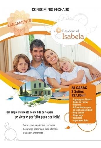 residência em condomínio fechado  - imóveis para venda - campinas - sp - santa candida - rc0012