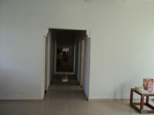 residência em via principal - próx. centro de alcântara - 17981