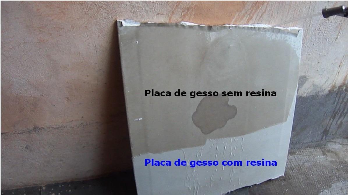Resina acr lica impermeabilizante pastosa frete gr tis - Resina para paredes ...