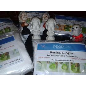 Resina Al Agua Para Moldes X 1,5 Kg