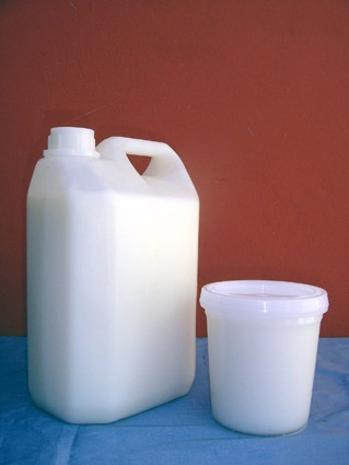 resina base água  5 kilos