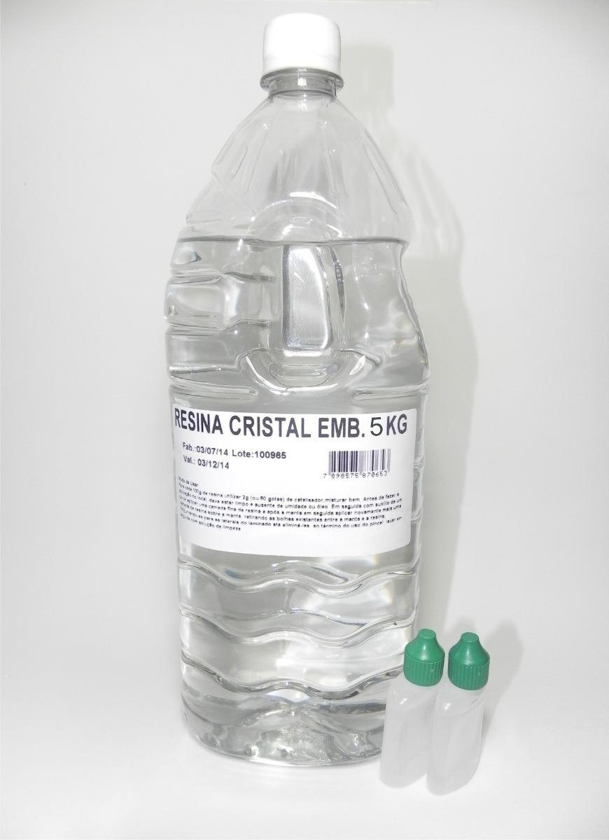 Artesanato Cobre Bolo Passo A Passo ~ Resina Cristal Poliéster 5kg+ Catalisador Molde Artesanato R$ 120,00 em Mercado Livre