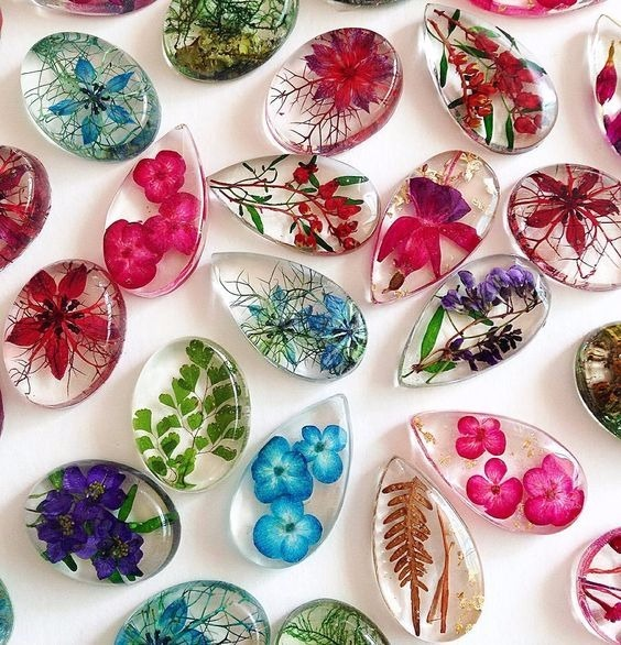 Resina epoxi cristal p bijuterias brindes chaveiros 1 42 - Resina epoxi transparente ...