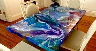 Resina epoxi transparente porcelanato liquido 7 5kg r - Resina epoxi transparente ...
