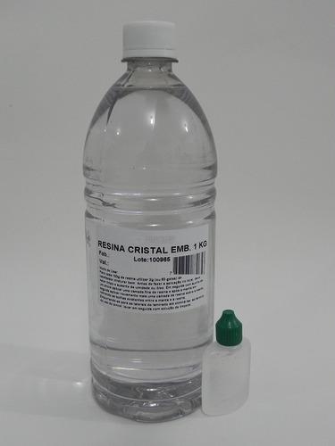 Artesanato Cobre Bolo Passo A Passo ~ Resina Poliéster Cristal P Micarta 1kg + Catalisador R$ 34,90 em Mercado Livre