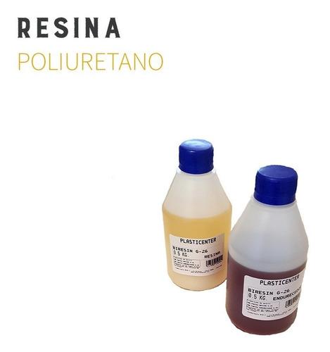resina poliuretano