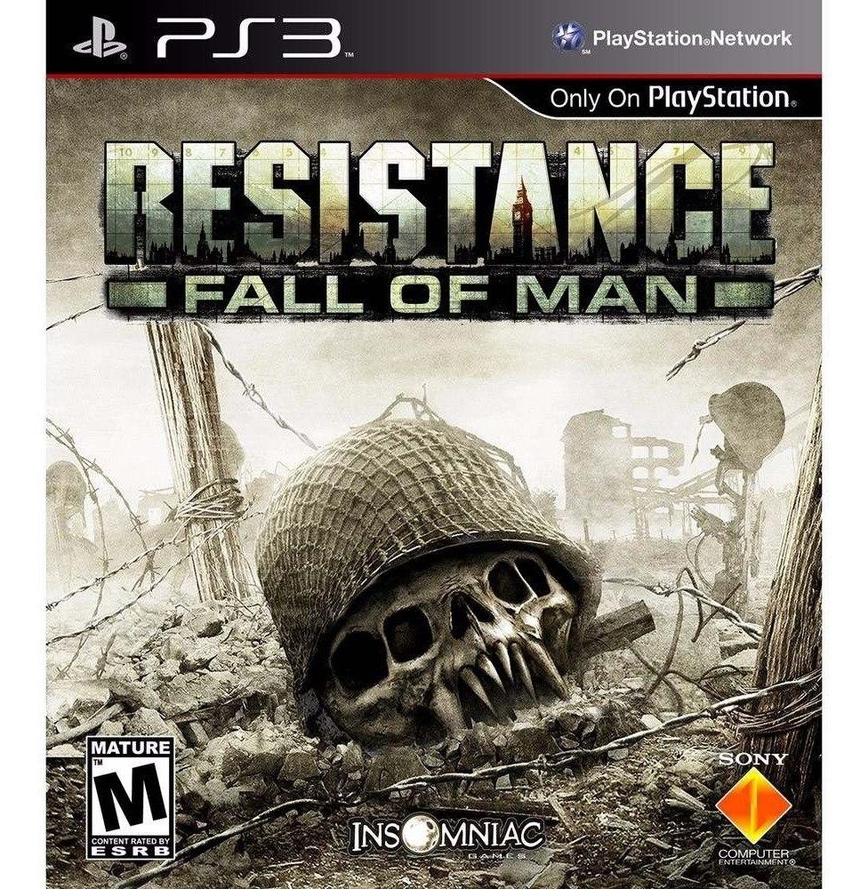 RESITENCE FALL OF MAN