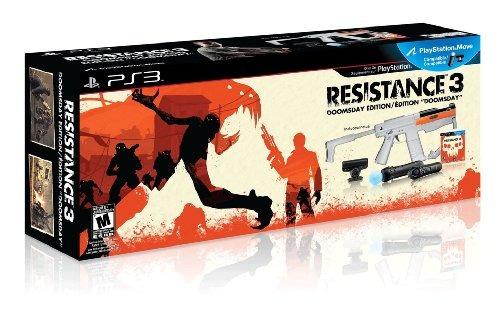 resistance 3 edición doomsday para ps3