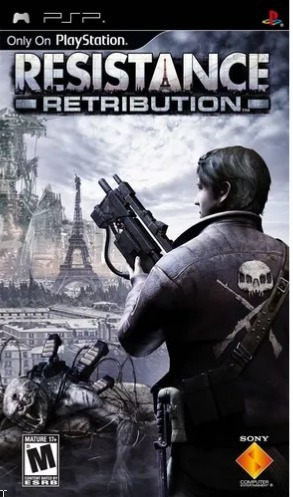 Resistance Retribution Psp - $ 230.00 en Mercado Libre