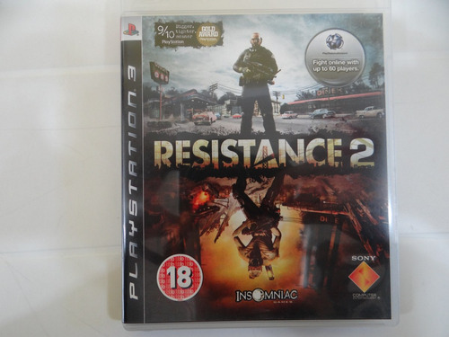 resistence 2 - ps3 - completo!