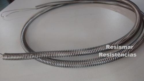resistencia aspiral serve no forno p sauna r albacete 220v