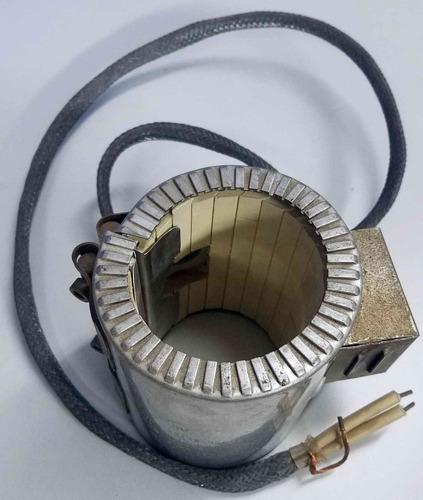 resistencia calefactora tipo banda ø75mmx115mmx1300w