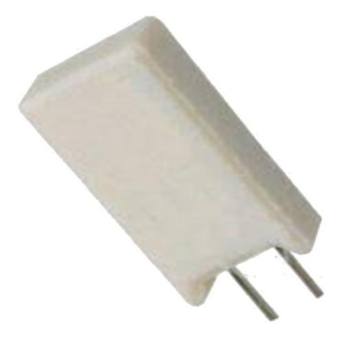 resistencia cerámica 5w - 0.33 ohm no inductiva