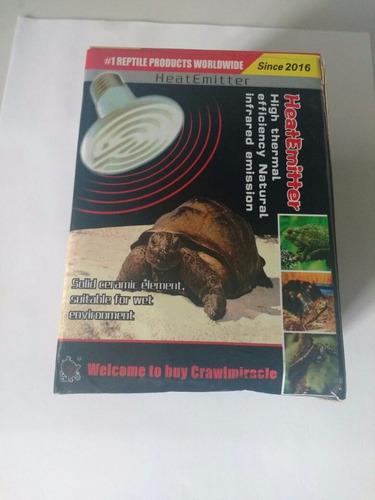 resistencia ceramica emisor calor incubadora infrarrojo 100w