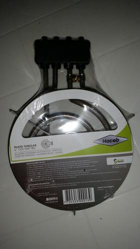 resistencia de cocina electrica 110v y 220v haceb 100%