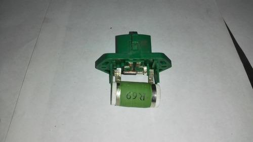 resistencia de electroventilador de ford fiesta 98/2002 ka