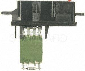 resistencia del motor del soplador de motores estándar ru496