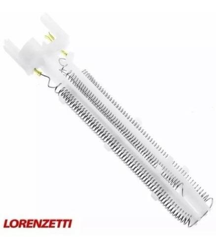 resistencia ducha eléctrica advance lorenzetti 110 voltios