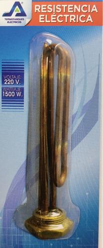 resistencia electrica 1500w 220v