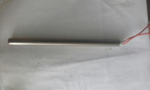resistencia electrica tubular de 20  ctms x 1/2 110v