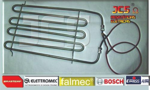 resistencia elétrica cooktop falmec dominó churrasqueira