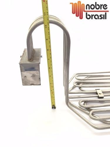 resistencia elétrica para fritadeira 7500w 220v /380v grande