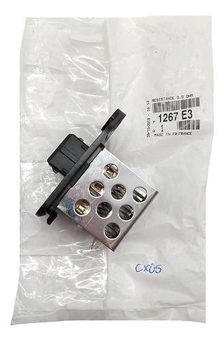 resistencia eletroventilador ventoinha motor peugeot 206