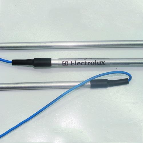 resistencia evaporador heladera electrolux no frost dff37/44