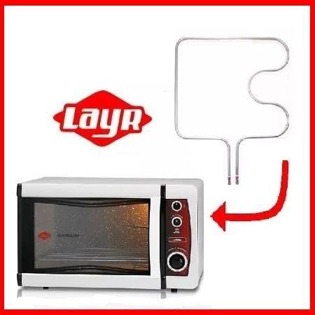resistencia inferior  para forno layr joy 127 volts original
