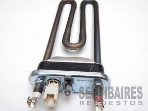 resistencia lavasecarropas longvie  ls8012 original