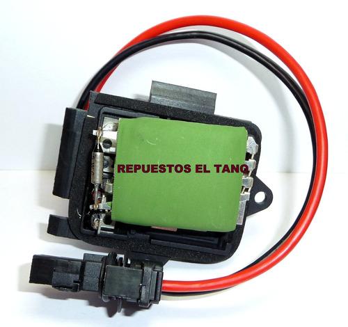 resistencia motor forzador renault symbol logan sandero