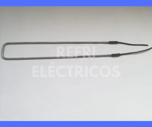 resistencia para difusor 2hp 220v 1000w 110x7cm
