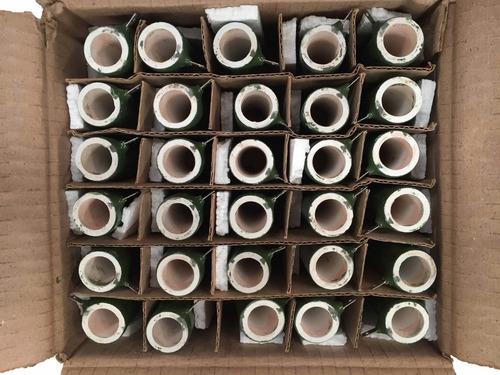 resistencia tubular de 47 ohms 10% 50 w lotes de 10 piezas