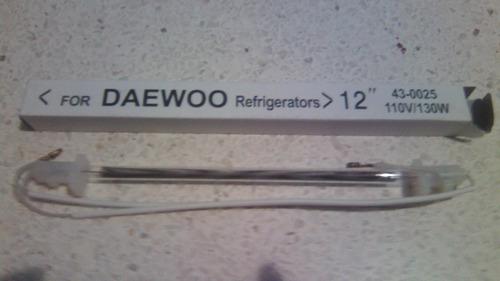 resistencia vidrio nevera refrigerador 19 pulgadas 110v 220w