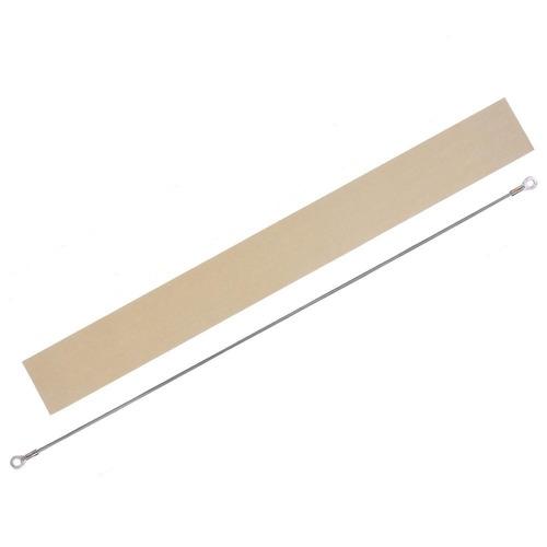 resistencia y teflón de repuesto para selladora 40 cm
